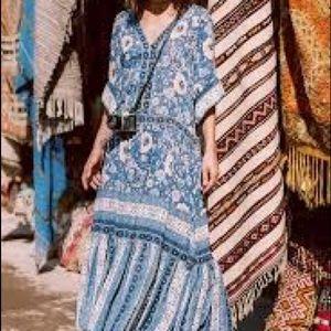 Spell and the gypsy Zahara dress large